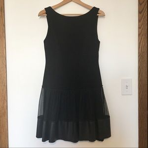 Bailey44 black party dress, size small